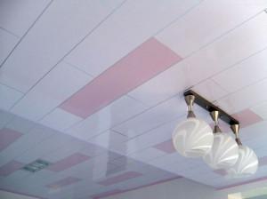 панели пвх на потолок
