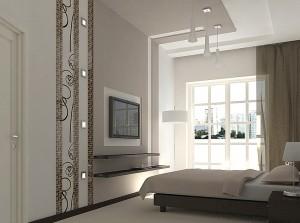 Потолок в спальне - фото 2