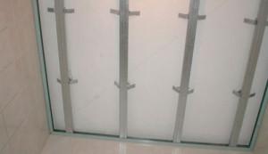 решетка для потолка из пластиковых панелей