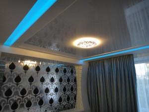 Фото натяжных потолков в коридоре 9 квадратных метра