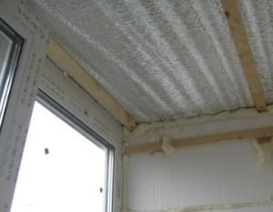 Как сделать потолок на балконе фото 112
