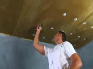 Шумоизоляция квартиры потолка своими руками какие материалы требуются 3