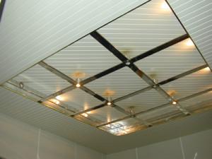 навесной потолок