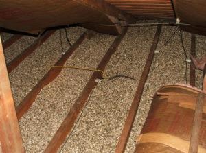 древесные опилки